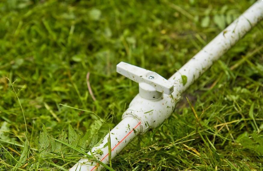 Дачный водопровод из полиэтиленовых труб своими руками