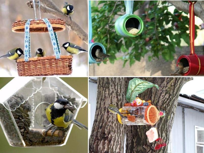 Птицы своими руками фото оригинальные идеи 880