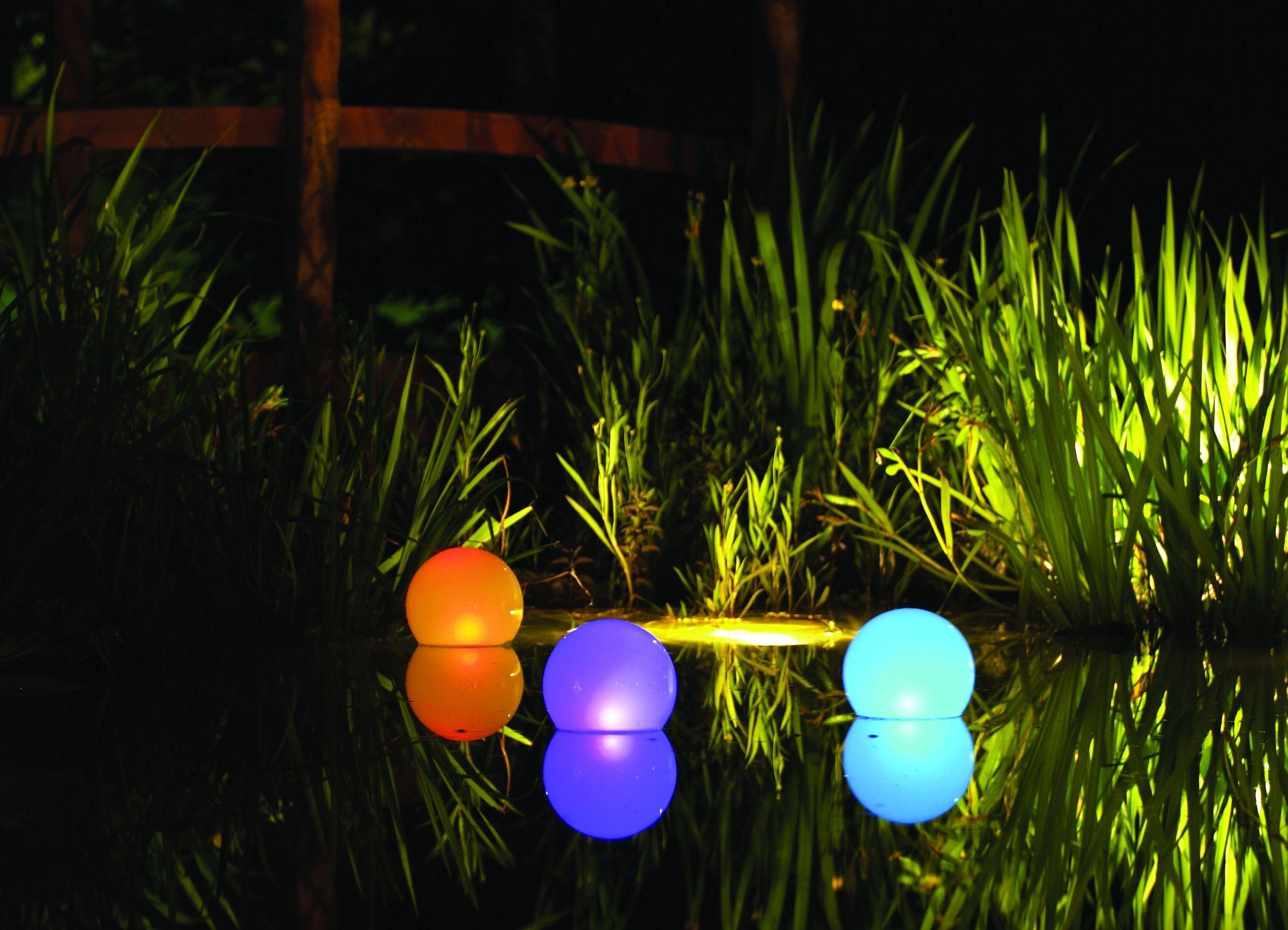 Водяные фонарики своими руками
