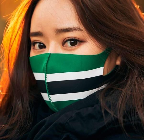 3. Многоразовая маска сосменным вкладышем