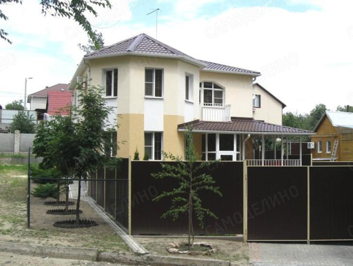 Дом и улица