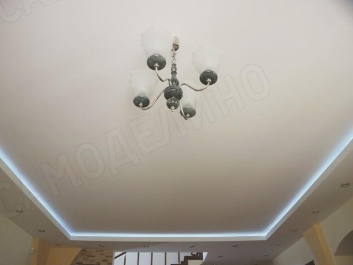 Идеально покрашенный потолок