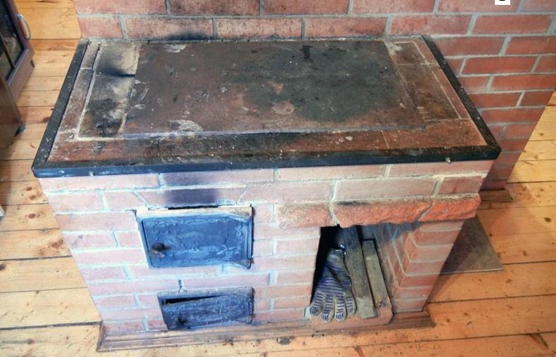 Каким лаком покрыть печь из кирпича