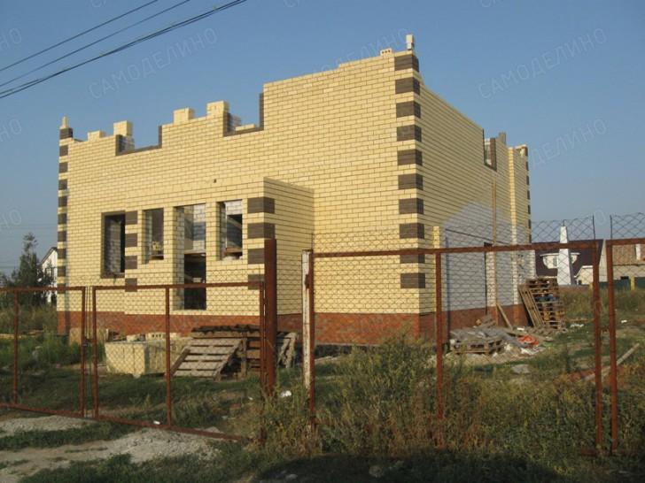 Строится дом