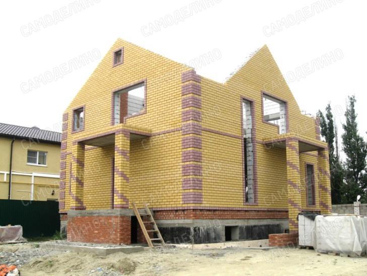 Дом еще не построен