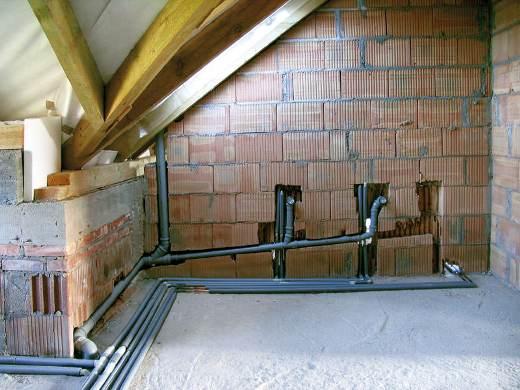 Уклон канализационной трубы минимальный максимальный